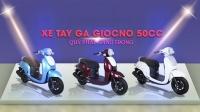 Xe Ga 50cc Giorno Hyosung Giá Rẻ