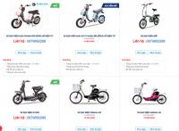 Giá xe đạp điện mới nhất hiện nay   Xe Bảo Nam