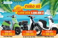 Xe Bảo Nam khuyến mãi chào hè 2019 - Hot Summer