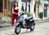 Những lợi ích khi sử dụng xe máy điện Vespa Nispa