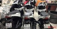 Việc mua lại biển số xe máy có bị vi phạm pháp luật không?