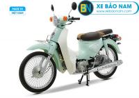 Xe cub 50cc học sinh - Chiếc xe mang đậm phong cách hoài cổ