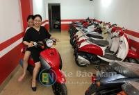 Khách hàng đã lựa chọn sản phẩm xe ga 50cc tại Xe Bảo Nam.
