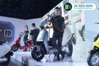 Yadea G5 - Đối thủ mạnh trên thị trường xe máy điện ra mắt giá 39,99 triệu đồng