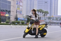 [Video] Hướng dẫn tháo lắp Ắc quy xe máy điện Zoomer X6 an toàn