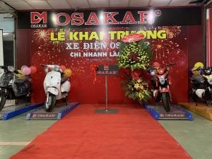 Tưng Bừng Khai Trương Đại Lý Ủy Quyền Xe Điện Osakar 2019 Chi Nhánh Lâm Đồng