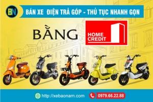 Thủ tục mua xe máy 50cc - Xe điện - Xe đạp Thể thao trả góp lãi suất thấp