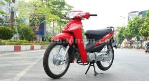 Bảng giá xe wave 50cc học sinh mới nhất 2021