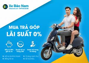 Chính sách mua xe trả góp qua thẻ tín dụng với lãi suất 0% ưu đãi tại XE BẢO NAM