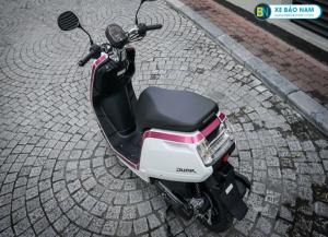 Mách bạn cách sử dụng xe ga 50cc Honda Dunk hiệu quả