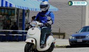 Có nên mua xe ga 50cc Honda Giorno không?