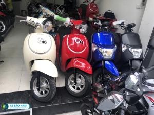 Địa chỉ bán xe ga 50cc Honda Giorno chính hãng, giá rẻ tại Hà Nội
