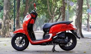 Top 5 xe máy 50cc nhập khẩu mới nhất hiện nay