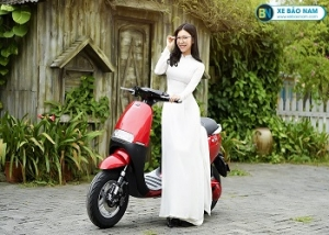 Tổng hợp thông tin về mẫu xe máy điện Gogo