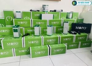 Thông tin về trạm đổi pin Mopo tại xe Bảo Nam