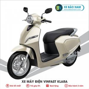 Thông số kỹ thuật đầy đủ của xe máy điện Klara Vinfast