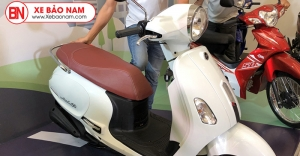 Tại sao nên mua xe ga 50cc Passing SYM 2020 ?