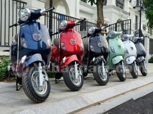 Giá xe ga 50cc Nio S 2021 bao nhiêu tiền ?