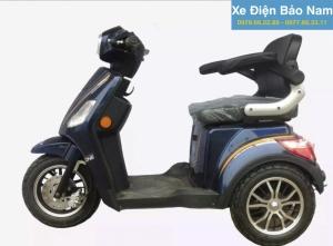 Xe điện 3 bánh đã có bán tại Việt Nam.Hỗ trợ khách hàng là những người khuyết tật