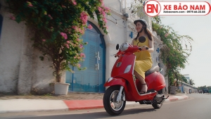 Xe ga 50cc Nio S 2020 sở hữu nhiều tiện ích vượt trội