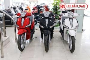 Xe Bảo Nam phân phối xe ga 50cc Liberty Piaggio giá tốt nhất Việt Nam