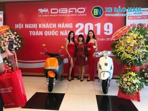 Hội nghị khách hàng Xe Điện Dibao 2019