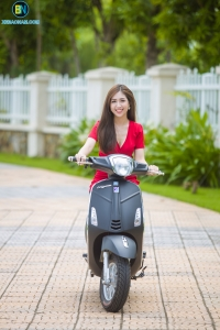 5 Lý do khiến bạn chọn mua mẫu xe máy điện Vespa Nioshima 2018 đời mới nhất