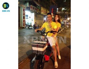 Album Diễn viên Việt Anh (Phan Hải) mua xe máy điện Xe Bảo Nam
