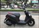 Hướng dẫn đăng ký xe ga 50cc Honda Dunk