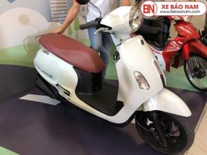 Xe ga 50cc Passing chính hãng SYM Mới nhất màu Trắng