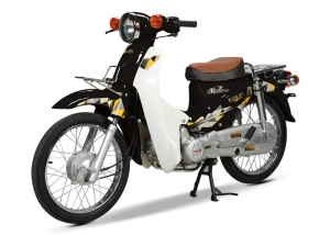 Xe Cub 81 Japan