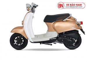Xe ga 50cc Crea màu đồng 2019 new