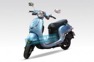 Xe ga 50cc Giorno tem nổi - Màu Xanh Ngọc