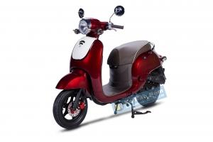 Xe ga 50cc Giorno Màu Đỏ Đun (Hết hàng)