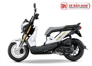 Xe ga Honda Zoomer X 110cc màu trắng