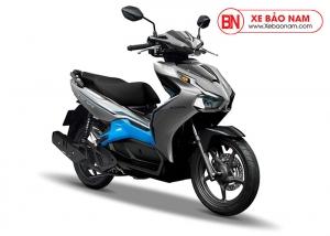 Xe máy Honda Air Blade 125cc 2020 bản tiêu chuẩn bạc xanh đen