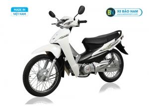 Xe Máy Wave 50cc Việt Thái Màu Trắng