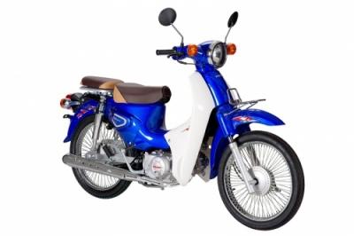 Xe Cub 50cc Halim New 2021