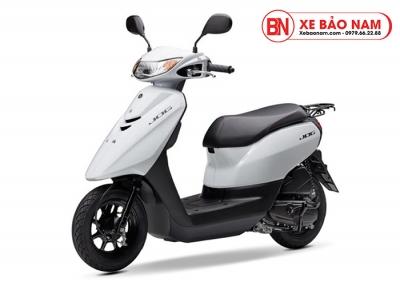 Xe ga 50cc Jog Fi ESP 2019 màu trắng