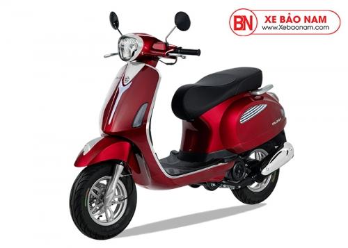 Xe ga 50cc Halim màu đỏ