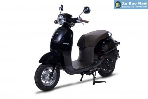Xe ga 50cc Giorno Màu Đen Bóng (Hết hàng)