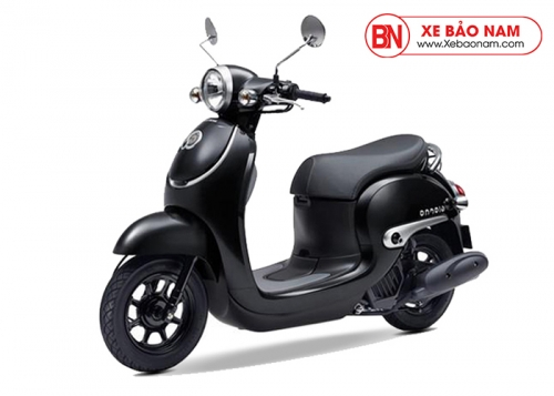 Xe ga 50cc Honda Giorno Nhật Bản Nhập khẩu màu đen