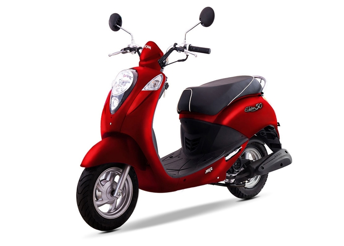 Xe ga 50cc Elite chính hãng Sym