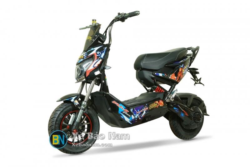 Xe máy điện Xmen Fast 8 Fuji 2017