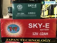 Ắc quy SKY - E 12V - 12Ah (48V - 12Ah)