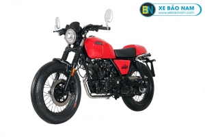 Xe Brixton Cafe Racer BX125R màu đỏ