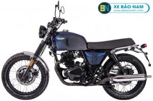 Xe Brixton Classic BX150 màu xanh dương