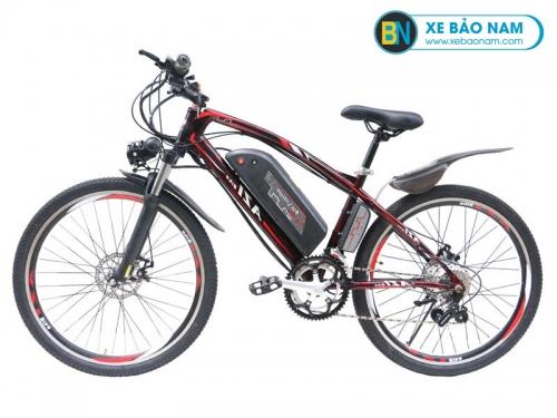 Xe đạp điện BMX AZI Super Bike