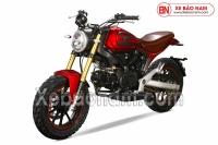 Xe Máy Ducati Scrambler 110cc màu đỏ