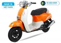 Xe ga 50cc Crea 2018 Màu Vàng Cam